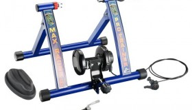 RAD Cycle Products MAX Racer Pro Bicycle Trainer Work Out with 7 Levels of Resistance