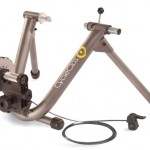 CycleOps Mag+ Indoor Bicycle Trainer Trainer with Bar Mounted Remote Shifter